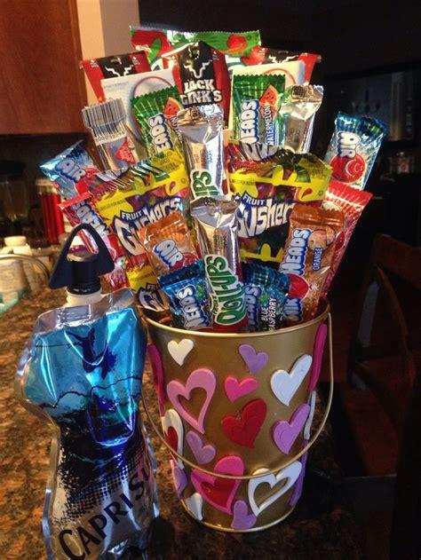 s day gifts boyfriend my boyfriends basket for valentines day