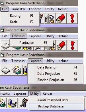 Panduan Visual Basic Net Belajar Vb Net contoh program visual basic tutorial belajar vb