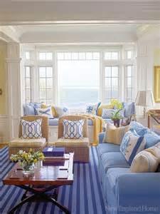 New England Home Decorating Ideas 10 Inspiring Ideas For A Coastal Living Room Megan Morris