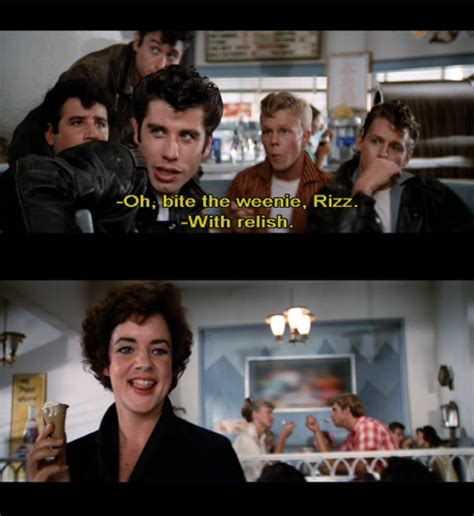 quotes from movie grease quotesgram grease movie quotes funny quotesgram