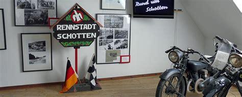 Motorradrennen Hessen by Museen In Hessen Vogelsberger Heimatmuseum Schotten