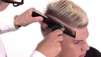 cut hair fudge professional flat top haircut tutorial youtube