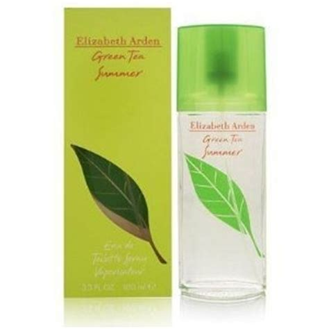 Donatella Joins The Fruity Floral Perfume Parade by Osmoz Green Tea Summer S Elizabeth Arden