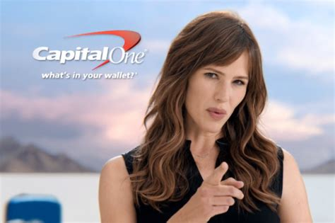 who the hot chick on capital one venture card commercial what s in your wallet insider trading compliance building