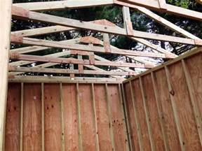 how to build a shed from scratch easy step by step