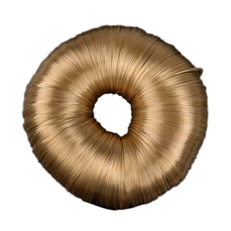 Replacements For A Donut Bun | blonde hairdressing hair donut ring bun shaper styler a