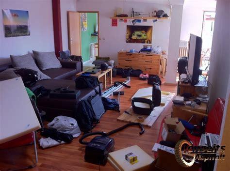 Wohnung Chaos by Jenseits Vom Asphalt