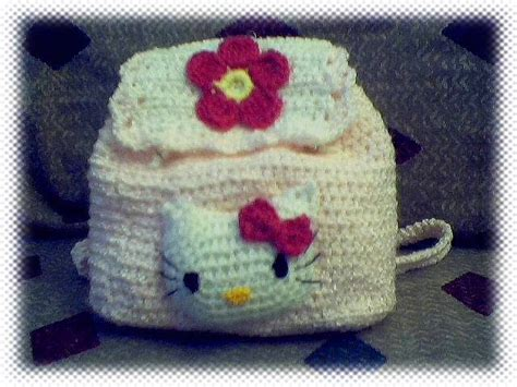 crochet pattern hello kitty bag the best hello kitty crochet projects embroidery and