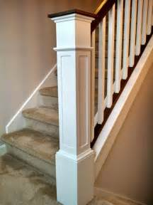 Banister Posts 25 Best Ideas About Newel Posts On Pinterest Staircase