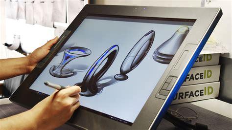 industrial style computer industrial design engineering