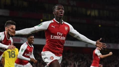 arsenal norwich highlights arsenal v norwich highlights who is eddie nketiah video