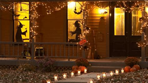 home decorating ideas for halloween 50 awesome halloween decorations to make this year