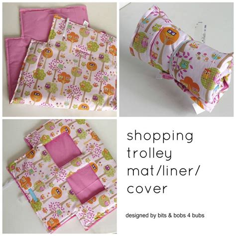 Handmade Shopping Cart Covers - 46 best trolley seat cover ideas images on