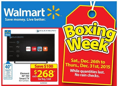 walmart canada boxing day  canada flyer sneak peek canadian freebies coupons deals