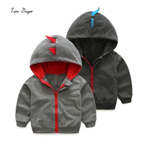 Hoodie Zipper The Dinosaur Anak 2 Boy Clothing קפוצ ונים סווטשירטים פשוט לקנות באלי אקספרס בעברית זיפי