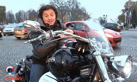 Bosshoss Bike Video essai moto boss hoss en video