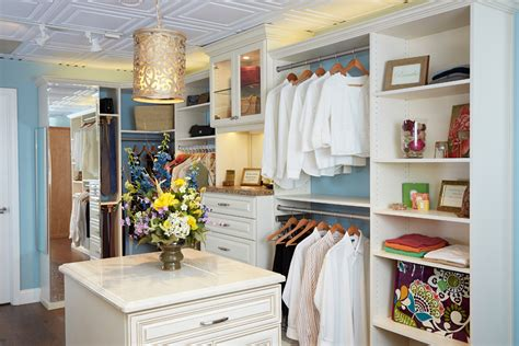 Tailored Living Closets custom closet organizers systems design tailored living