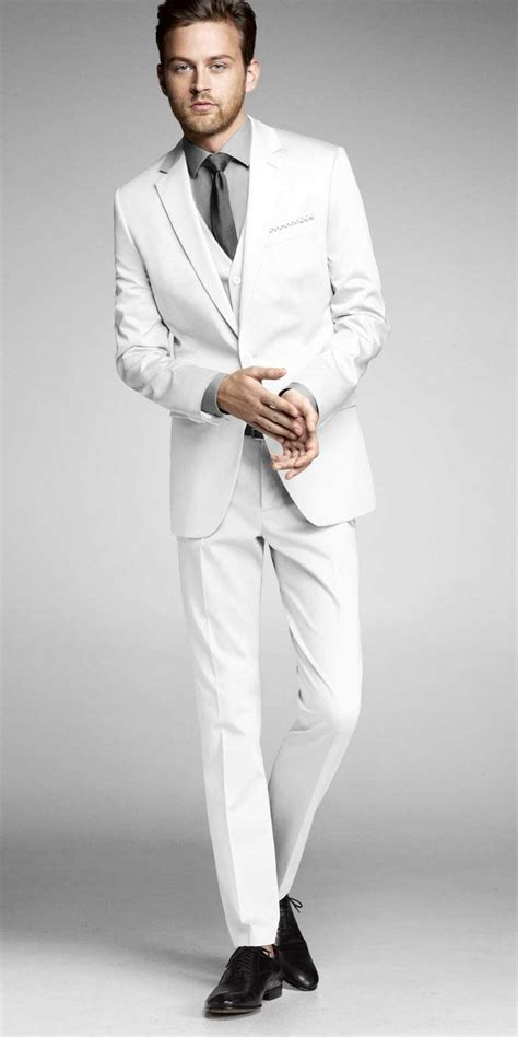 how to wear a white suit for your wedding brides white suit great gatsby pinterest