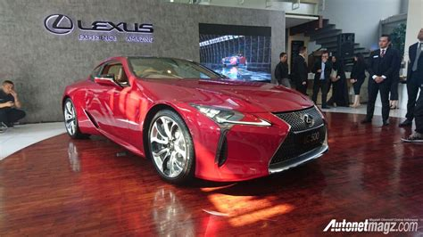 lexus indonesia lexus lc500 indonesia launch