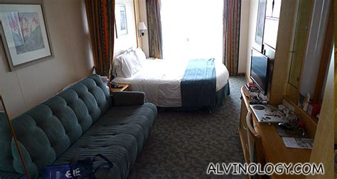 royal caribbean sofa bed cruising with the family on board royal caribbean s
