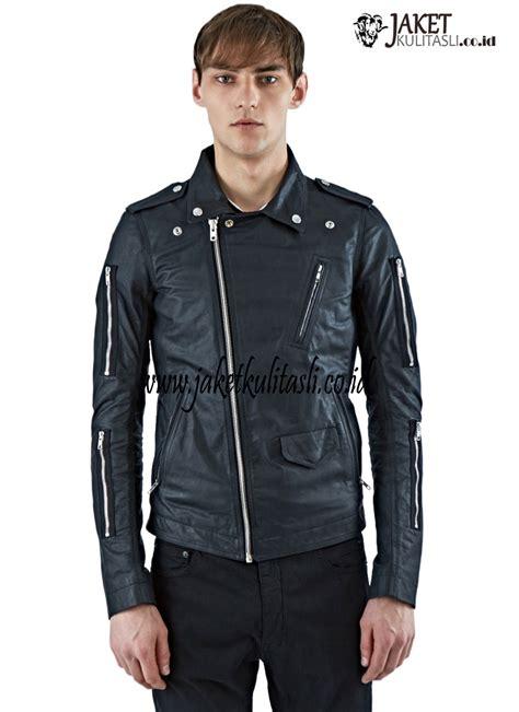 Jaket Kulit Pria jaket kulit changcuters pria a604