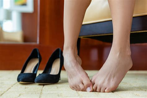 Talk About High Heel by Let S Talk About Athlete S Foot