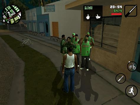 grand theft auto san andreas v1 06 apk