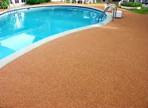 Play Kitchen From Old Furniture Re Surfaced Pool Deck By Rubaroc Rubber Safety Surfacing