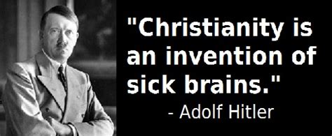 hitler born religion more died under atheism than those who died in the crusades