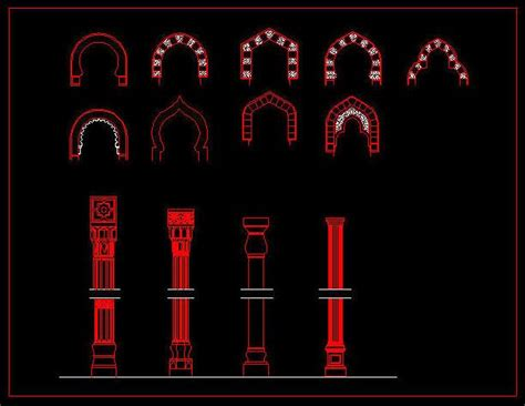 islamic pattern autocad free download this is a 2d cad template for islamic architecture