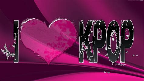 imagenes de i love kpop wall pops wallpaper wallpapersafari