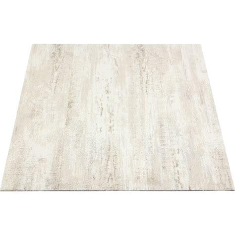 teppich beige wood style carpet tile rug flooring beige 100x25 cm