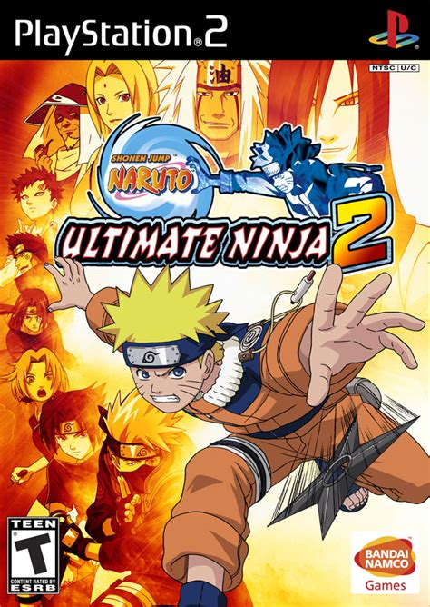 Film Naruto Ultimate Ninja 2   naruto ultimate ninja 2 playstation 2 ign
