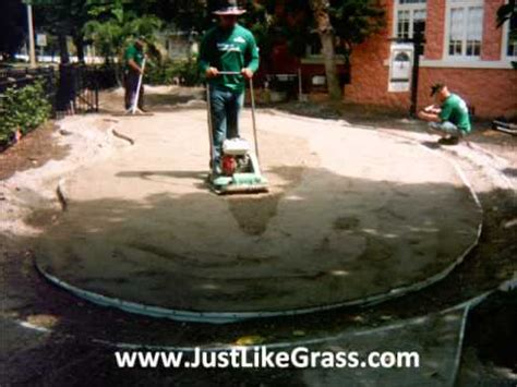 installing a putting green in your backyard ta putting green install artificial putting green