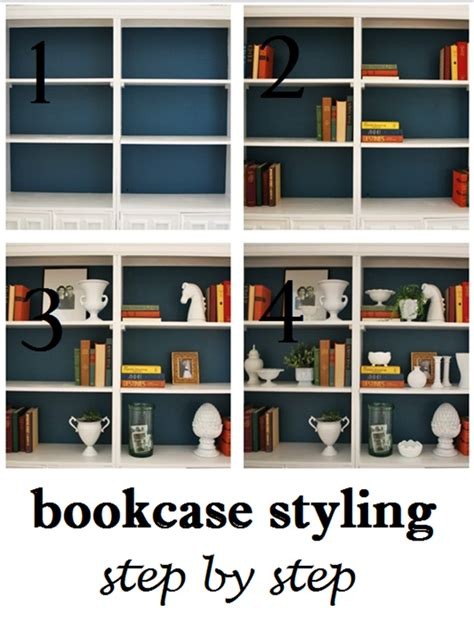 how to style a bookcase redirecting