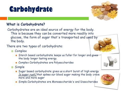 what s carbohydrates nutrients carbohydrates ppt