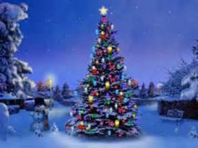 christmas tree free screensaver