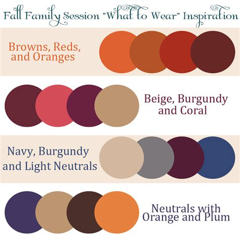 best color to wear for candice smith photography fall family quot what to wear quot guide