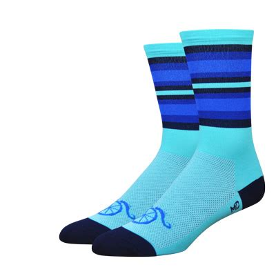 Defeet Sock Ridge Suply Blue dzr updates h20 waterproof shoes and defeet releases new