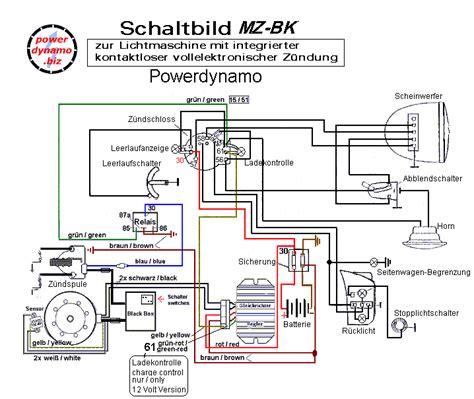 Batterie Für Motorrad Honda by Z 252 Ndspulen Neu Machen Seite 2 Bk 350 Oldtimer Forum