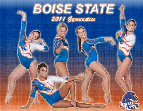 Garden State Gymnastics 2011 Boise State Gymnastics Yearbook By Boise State
