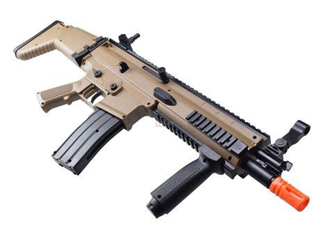 Airsoft Gun Rifle fn herstal scar l powered airsoft gun assault rifle