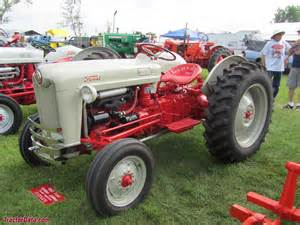 tractordata ford golden jubilee naa tractor photos