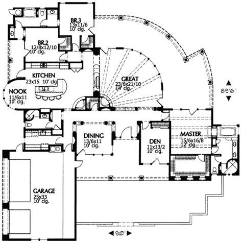 desert house plans house plans desert home design and style