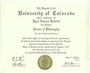 doctorate certificate template l kobrick ph d diploma day complete with a