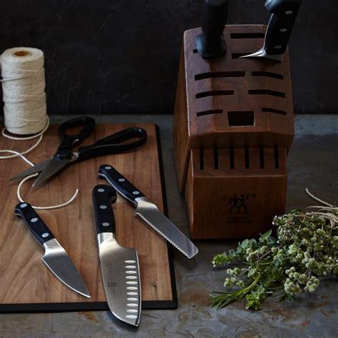 zwilling j a henckels pro zwilling j a henckels pro 7 knife block set