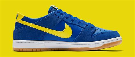 Nike Sb Dunk nike sb zoom dunk low pro quot boca juniors quot sole collector