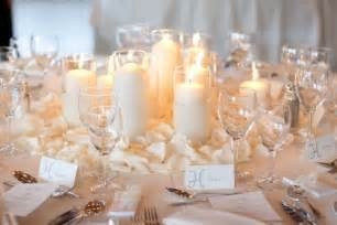winter wedding decoration ideas on a budget show me your candle centerpieces weddingbee
