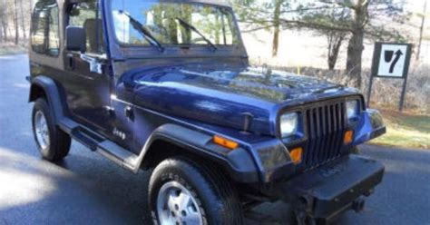 jeep navy blue used jeep wranglers autos post