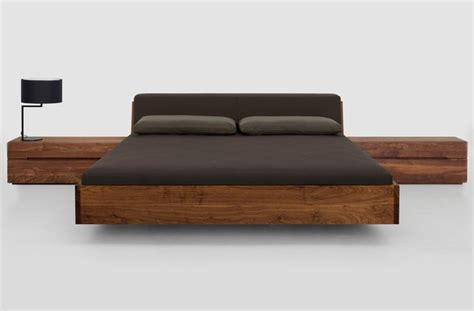 wooden platform bed modern wood platform bed crowdbuild for